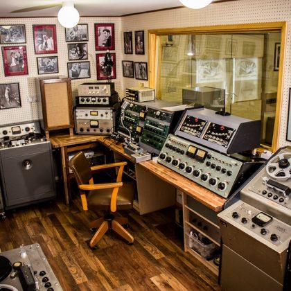 Vintage Recording Studio | Sugar Rays Vintage Recording Studio